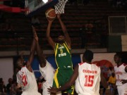 Emmanuel Udayi of Kada Stars at Top 8 playoffs