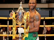Larry wins Prizefighter