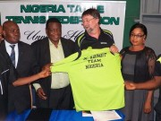 Martin Adomeit unveiled as Nigeria Table Tennis Tech Adviser