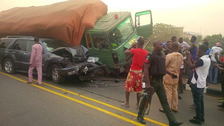 Accident in Ondo State