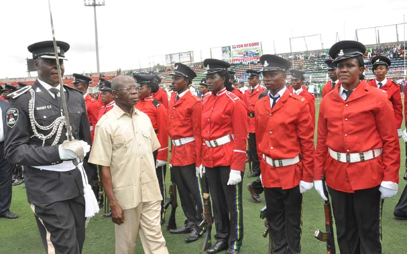 Oshiomhole on independence day
