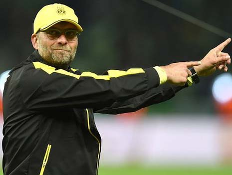 Klopp to be named Liverpool boss