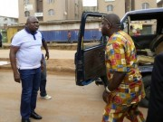 Ambode arrests traffic offender