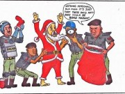 Father Xmas or Boko Haram
