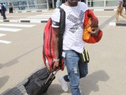 Kakembo arrives for GOtv Boxing Night