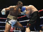 Haye wins in return bout