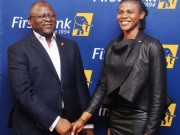 Okagbare unveiled as First Bank ambassador