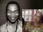 Fela with Laide
