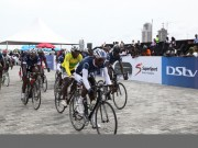 Cycling photo from DSTV