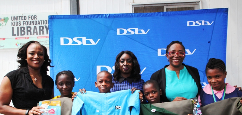 DSTV donation on Children s Day