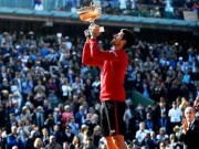 Djokovic wins first french open