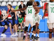 Team Nigeria beat Korea in Olympics qualifier in France