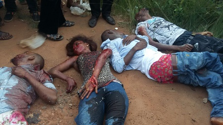 Graphic Car Accident Victim Photos