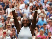Britain Tennis - Wimbledon - All England Lawn Tennis & Croquet Club, Wimbledon, England - 9/7/16 USA's Serena Williams celebrates winning her womens singles final match against Germany's Angelique Kerber REUTERS/Andrew Couldridge