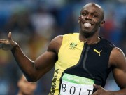Bolt wins gold in Rio