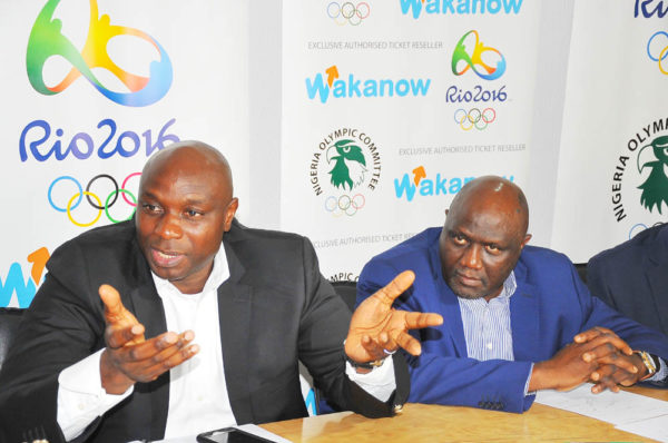 Nigeria Olympic Committee NOC