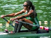 Nigerian girl Chierika Ukogu in Olympic s final