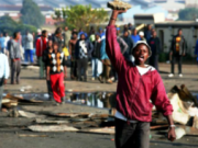 South Africans on the rampage
