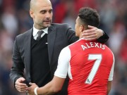 Sanchez with Pep
