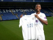 Iheanacho joins Leicester
