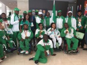 Team Nigeria At 2018 Commonwealth Games