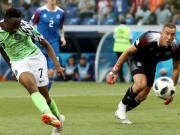 Ahmed Musa scores for Nigeria